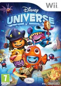 Test de Disney Universe