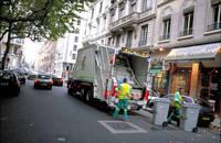 Le coût exorbitant du ramassage des ordures ménagères.