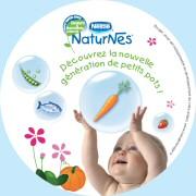 Une nouvelle charte signée par Nestlé pour sa gamme de nutrition infantile.