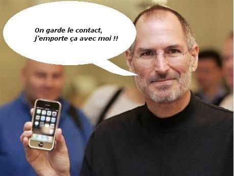 Steve Jobs – les croqueurs de logos