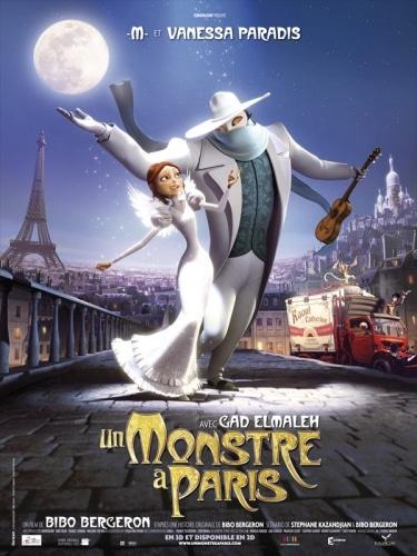 Un génie, ce monstre à Paris !