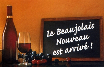 Le beaujolais nouveau est arrivé, et alors ?