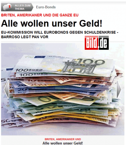 Desaströse Auction : les marchés boudent l'Allemagne