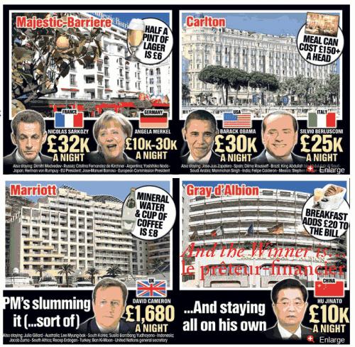 Affaires Takieddine & Co : Berlusconi démissionne, pas Sarkozy… Pourquoi ?