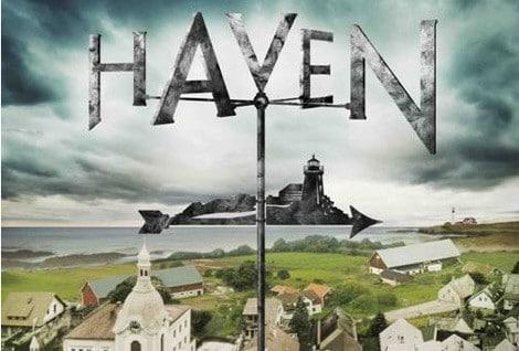 Haven, une série bien étrange…
