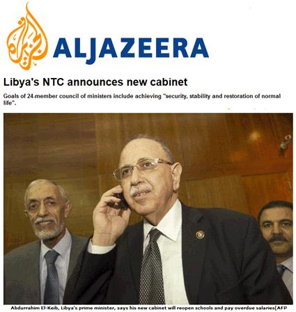 Libye : échange fils Kadhafi contre portefeuille
