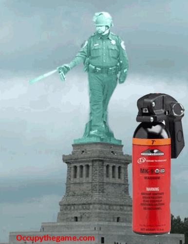 Occupy Wall Street : ode au Sergeant Pepper