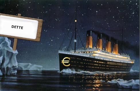 Le navire Europe est en danger…