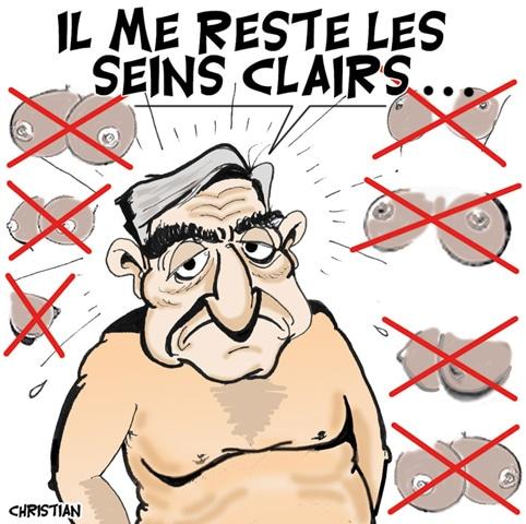 DSK n'est pas un …sein !