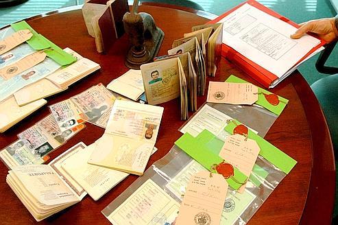 Ces faux papiers qui coutent cher  à l'économie.