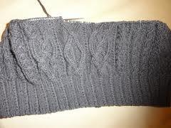 Les pulls tricotés main reviennent à la mode !