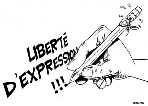 Liberté d'expression !!!