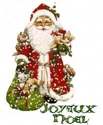 La rencontre avec le Père Noël