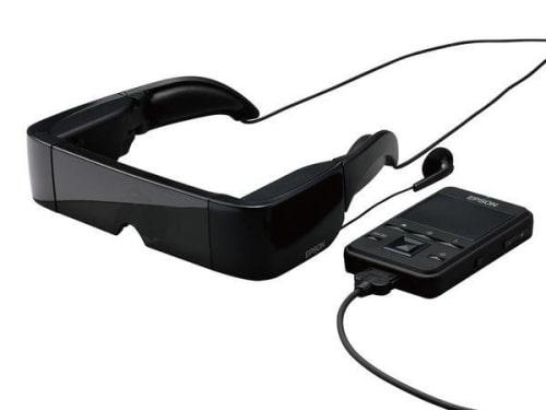Des lunettes immersives pour 2012 à moins de 200 euros