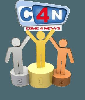 C4N : LES RÉCOMPENSES DU MOIS D'OCTOBRE