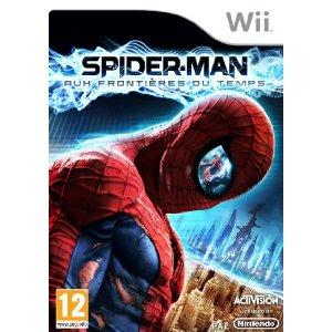 Test de Spiderman aux Frontières du Temps sur console Wii