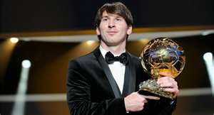Ballon d'Or 2011: le triplé de Messi?