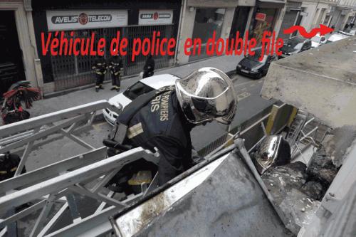 Police : la « prune » de type Catch 22