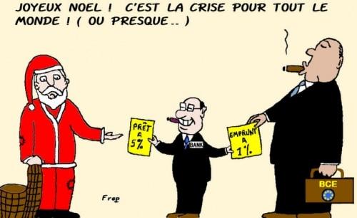 JOYEUX  NOEL  ,  MALGRÉ  LA  CRISE   !