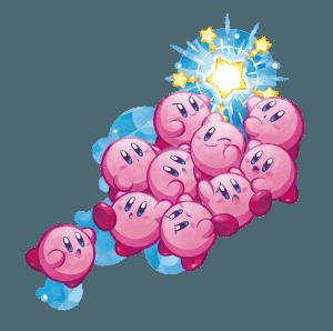 Kirby en force et en masse !