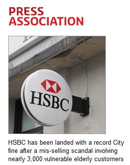 Banksters : les vieux paieront !
