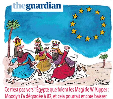 Eurozone : rien n'y fera ?