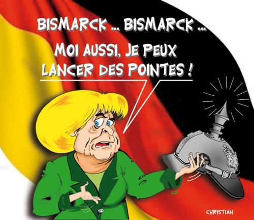 MONTEBOURG … CALEMBOUR !!