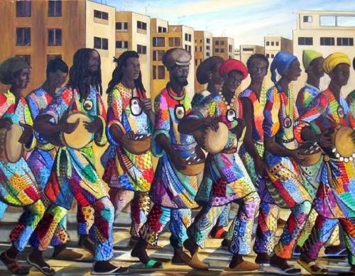 SÉNÉGAL – Le mouvement Baye Fall, les sénégalais n'en peuvent plus