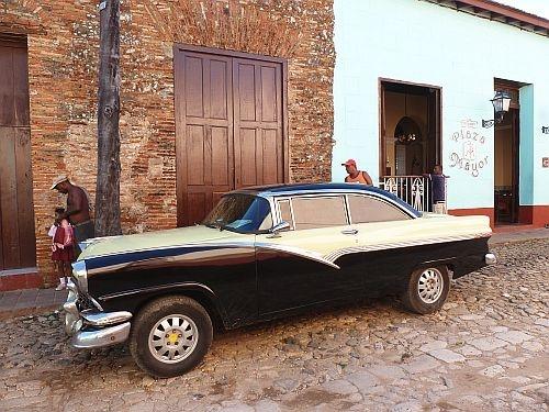 CUBA l'infidèle (première partie)