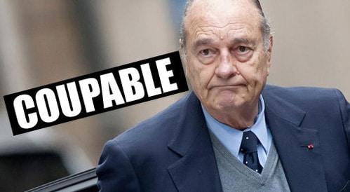 Chirac condamné, faut-il s'en réjouir ?