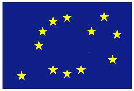 le drapeau Européen s'effiloche