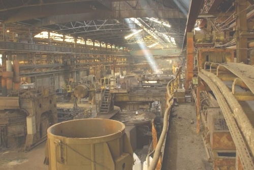 On a bientôt plus d'usines et quant aux idées …
