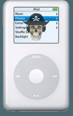 iPod et MP3