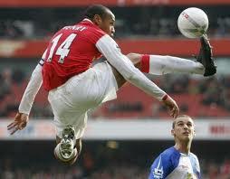 Thierry Henry de retour