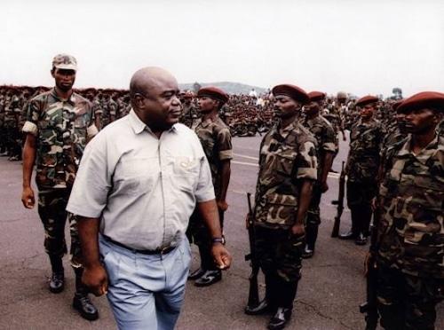 Eddy Kapend et l'assassinat de Laurent désiré Kabila