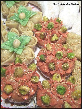Spécialités gourmandes: gâteaux algériens