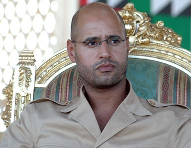 Le gouvernement Blair et les Kadhafi