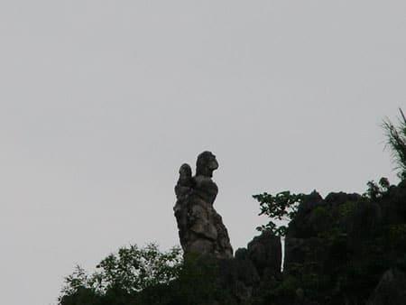 Hon Vong Phu : une légende poignante