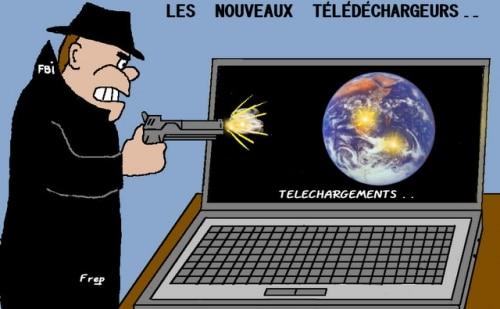 le  site  Megaupload  fermé :  les  nouveaux télédéchargeurs  . .