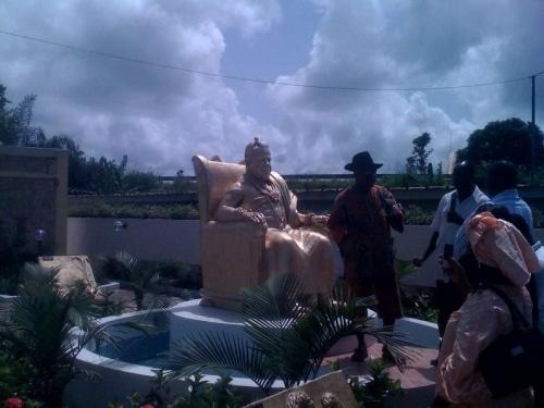 Les cérémonies culturelles de la Côte d'Ivoire