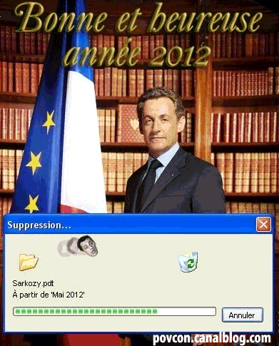 Eurozone : Le Wall Street Journal se paye Sarkozy