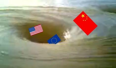 Crise en Europe : le monde tremble.