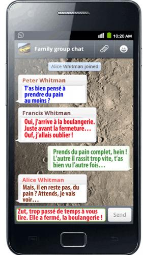 Téléphonie : le RCSe supplantera-t-il Whatsapp ?
