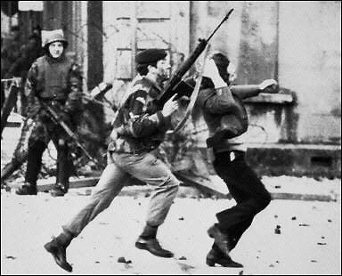 Bloody Sunday, il y a 40 ans!