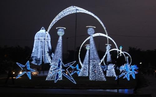 Abidjan s'apprête à fêter la fin de l'année toute en lumière