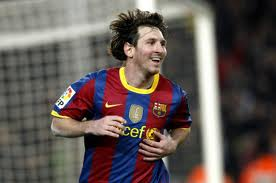 Messi toujours en or