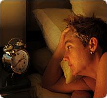L'insomnie et les personnes âgés