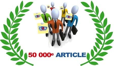 C4N FÊTE SON 50 MILLIÈME ARTICLE !!