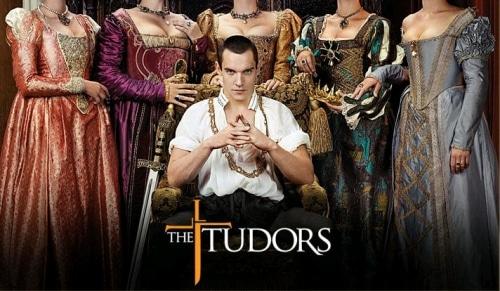 OUI à la culture par la télé! Regardez la série «Les Tudors».