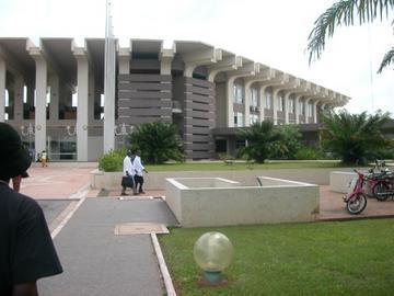 Mon entrée à l'Institut National Polytechnique Félix Houphouët Boigny de Yamoussoukro